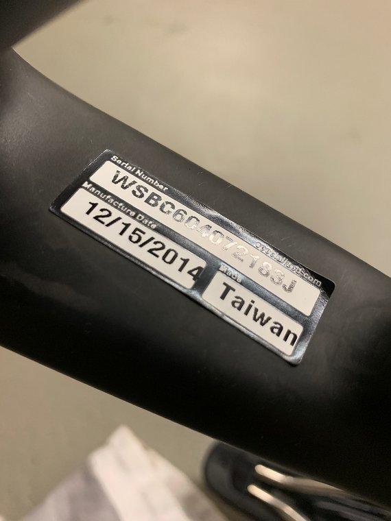 Specialized S-Works Enduro 650B Frame Größe M