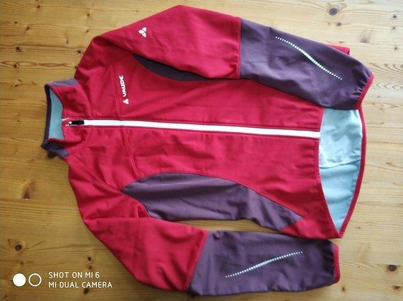 Vaude Women's Resca Softshell Jacket - Fahrradjacke