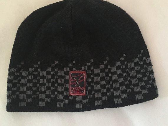 Fox Clothing Beanie, Wintermütze, schwarz