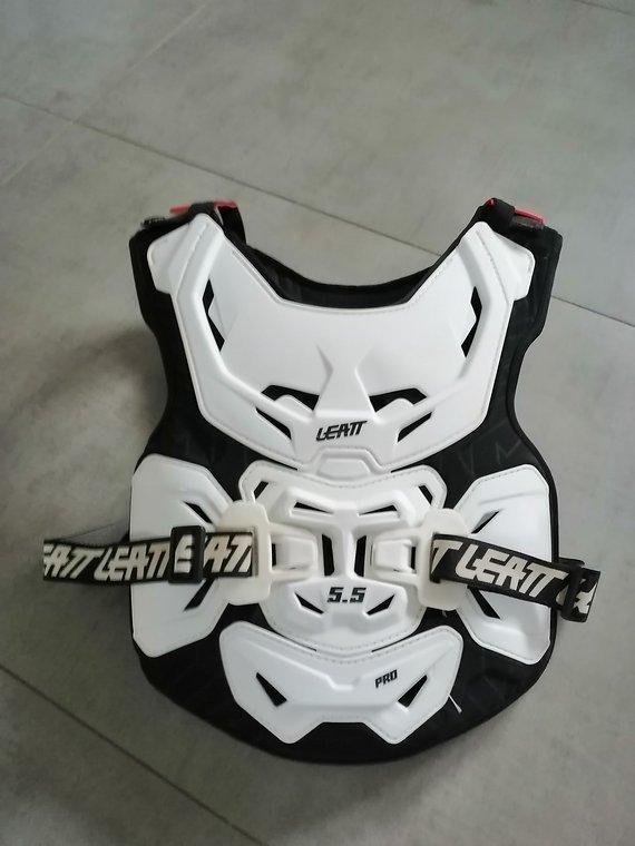 Leatt Kids/Junior Brustpanzer, Neck Brace DBX 5.5