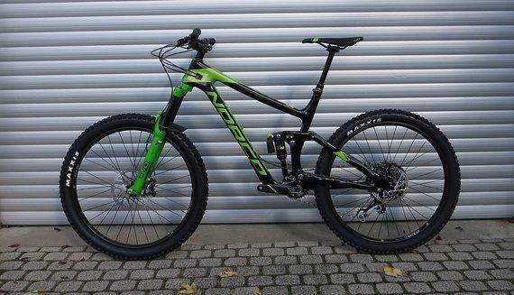 "Norco 2018 Range Carbon C3 9.3 Komplettbike - NEU! 29"" - Größe L"