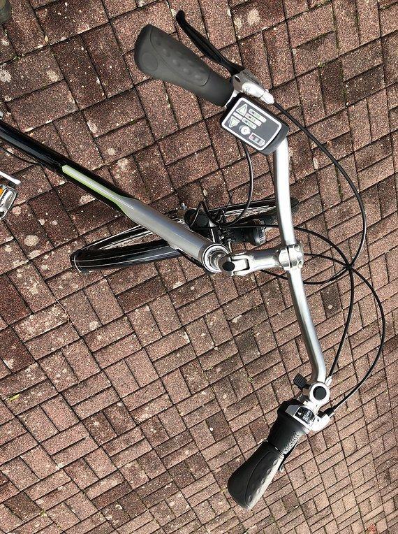 Victoria E-Bike VICTORIA, Modell: SEVILLA SE E-Bike