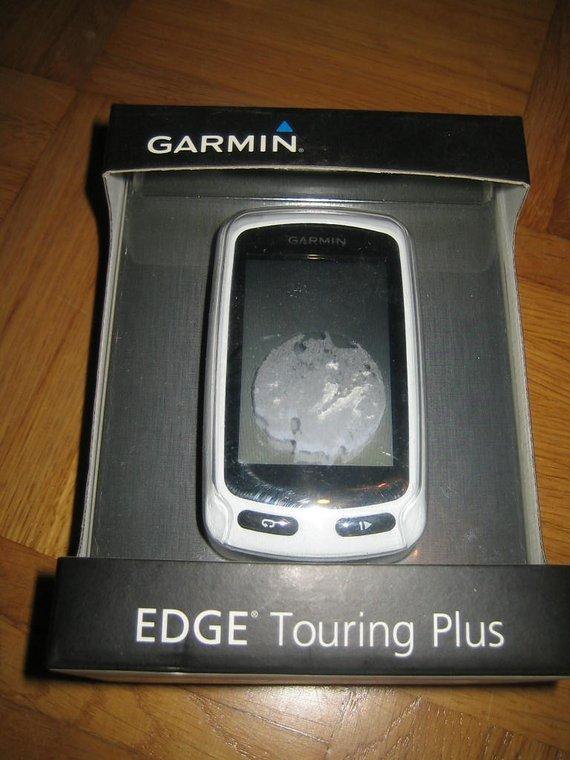 Garmin Edge Touring Plus GPS! NEU!