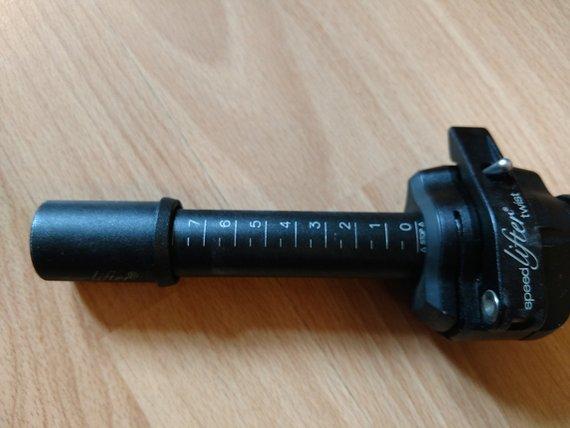 Speed Lifter adaptor adjust