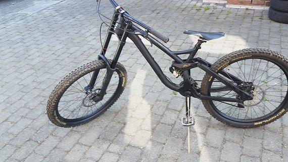 NS Bikes FUZZ1 650 B M