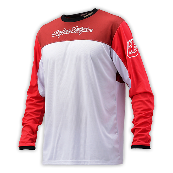 Troy Lee Designs Sprint Jersey Red S
