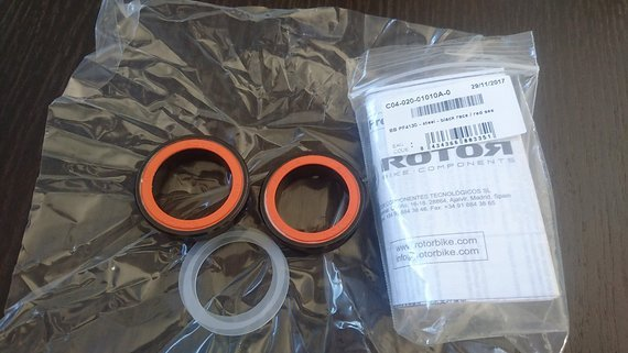 Rotor 4130 (fits cranksets with 30mm axle in PF86/92 type frames)