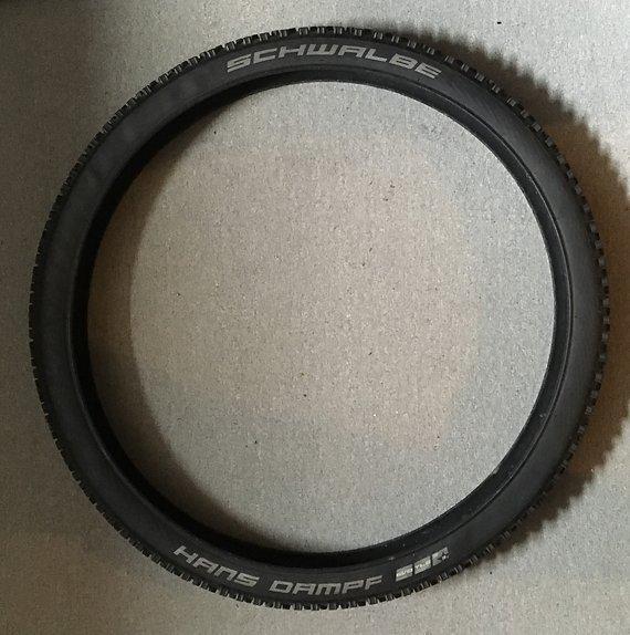 Schwalbe Hans Dampf Reifen [EVO/Trailstar/29x2,35/TLE]