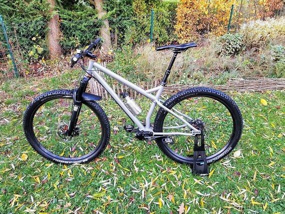 2Soulscycles Quarterhorse L, Pinion-Getriebe, Rarität