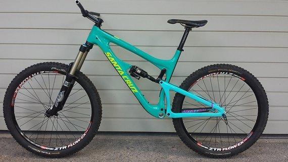 Santa Cruz Nomad V3 XL