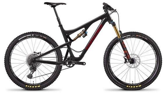 Santa Cruz Bronson 2.1 CC XX1 Black L PREISUPDATE