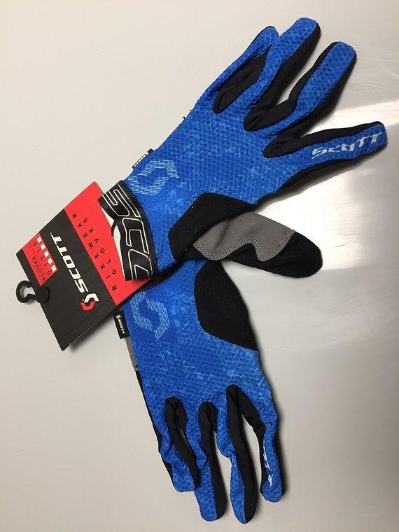 Scott Handschuhe Glove RIDANCE LF Handschuh blau XL NEU