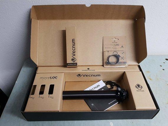 Vecnum Moveloc 200mm