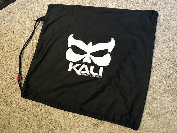 Kali Fullface Helmtasche soft black *NEU*