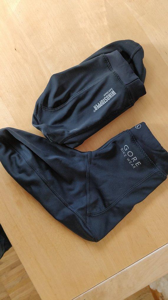 Gore Bike Wear Windstopper Softshell Socken 43-44 XL