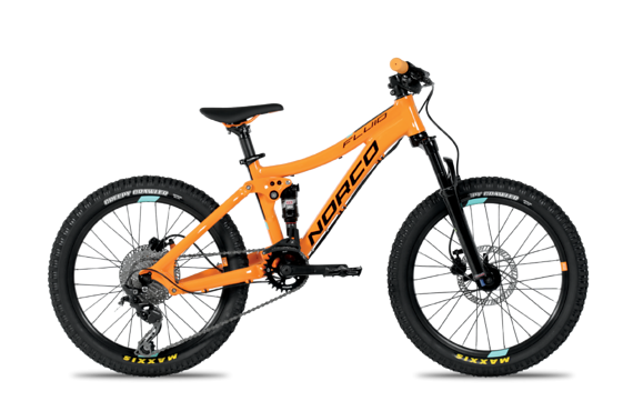 "Norco Fluid 2.2 Kinderbike Kinderrad Kids Bike 20"""