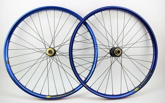 "Mavic EX 729 Shimano Saint Laufradsatz Downhill 20x110 12x150mm Laufräder 26"" DH"