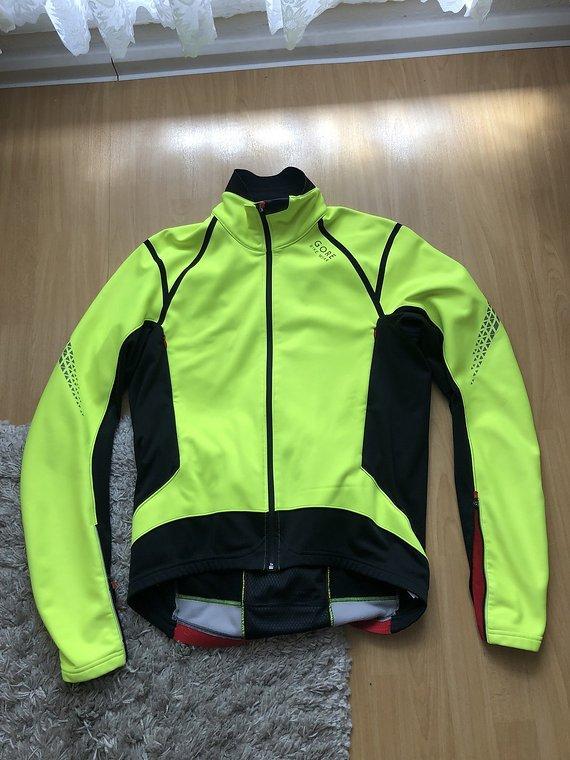 Gore Bike Wear Xenon 2.0 Windstopper Softshell Jacke Gr.L TOP!