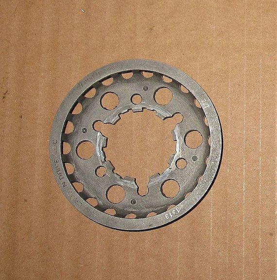 Gates Carbon Drive Antriebs-Ritzel, 22 Zähne, für Nuvinci-Naben