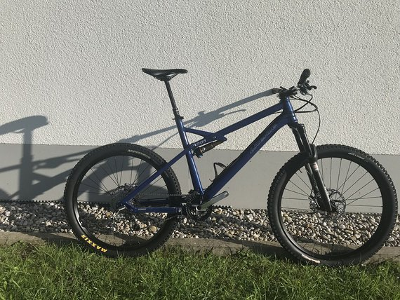 "Liteville 301 Mk 11 GR. XXL, Scaled Sizing 29"" Front 27,5"" hinten"