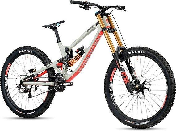 Saracen Myst Team 27.5 Komplettbike
