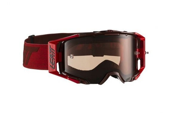 Leatt Velocity 6.5 Goggle Ruby/Red Rose UC 32%