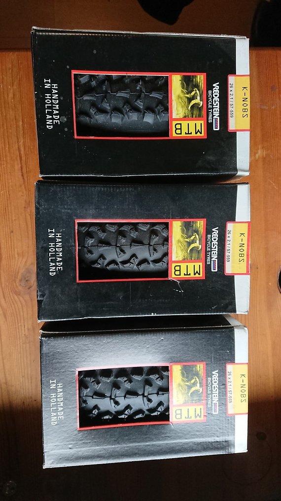 Vredestein K-Nobs 26x2.1 Vintage