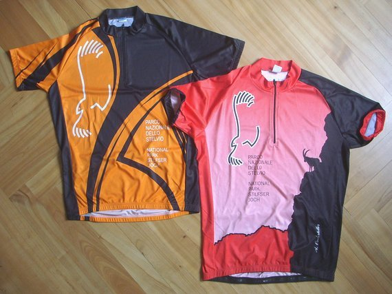 "Texi Finisher-Trikot ""Stelvio Bike Day"" 2007"