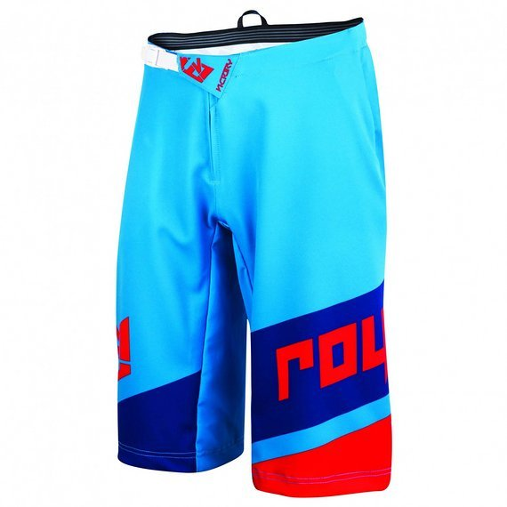 Royal Racing Victory Race Short Cyan/Red L *NEU*