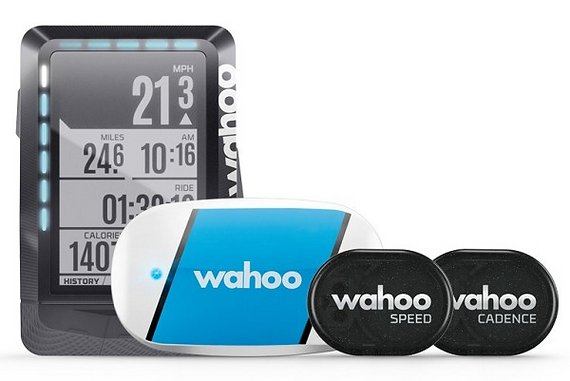 Wahoo Elemnt bundle GPS