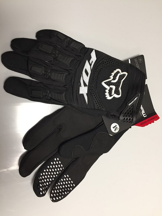 Fox Factory Fox Dirtpaw Handschuhe Gr.M Race Glove Downhill Freeride Dirt Mtb