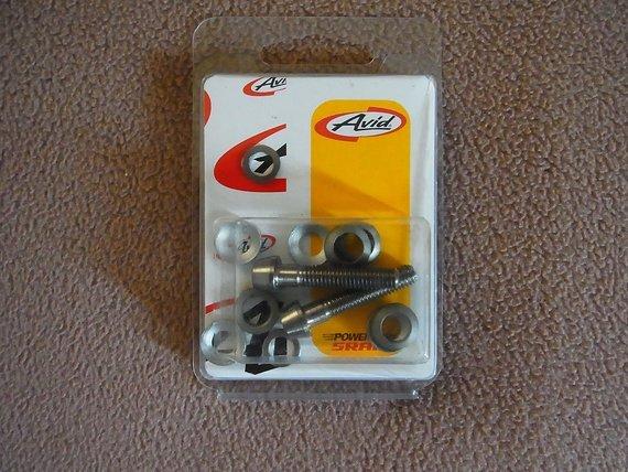 Avid CPS Hardware Kit, Titan, 160 mm, neu