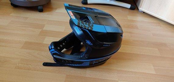 IXS Xact Fullface Helm L/XL (60-62cm)