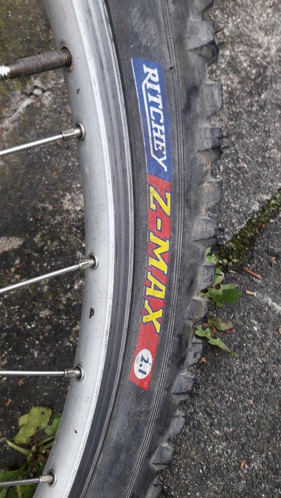 "Ritchey Z - MAX 26"" X 2,1 "" NEUZUSTAND"