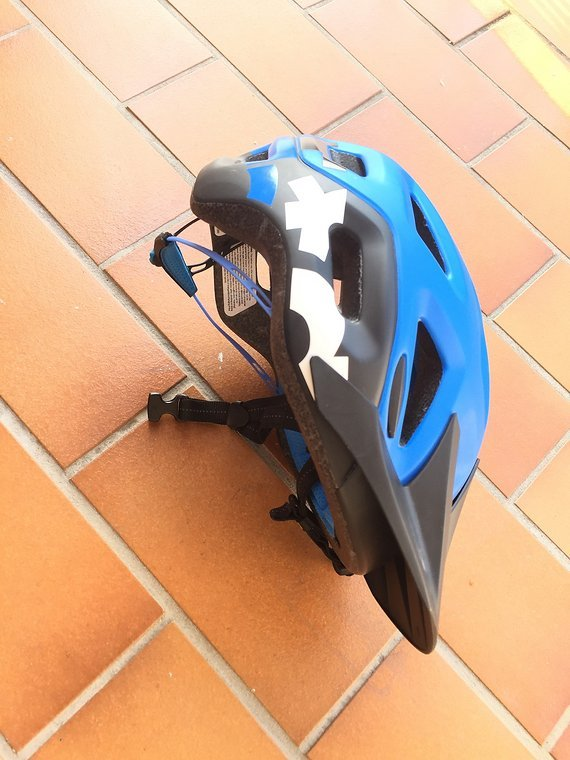 Mavic Mountainbike enduro Helm Gg.L
