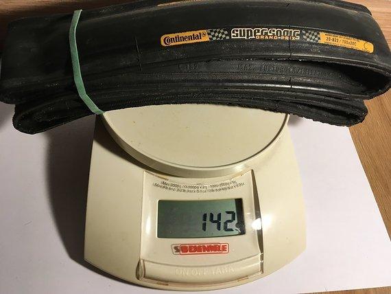 Continental Supersonic Faltreifen 28'' x 20mm, 144 Gramm