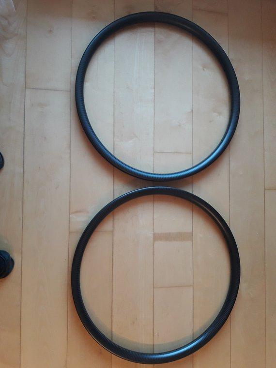 "Cyp Wheels CARBON 27.5"" - 353 Gramm"