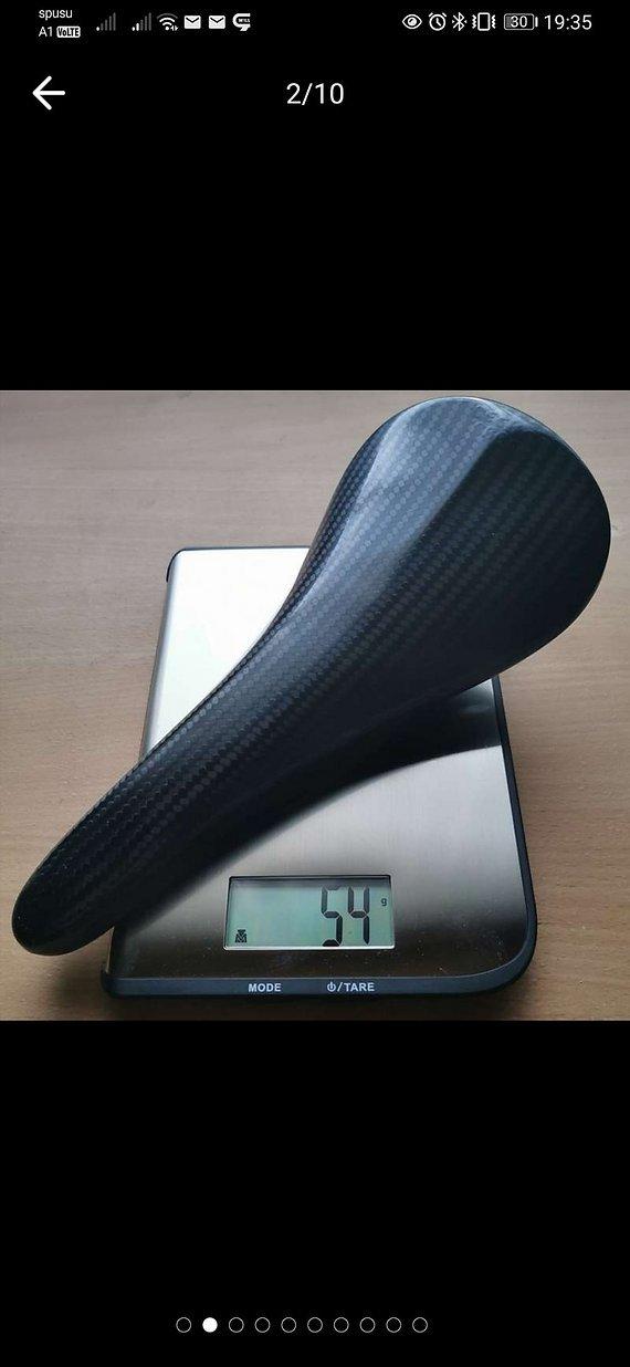 Becker Carbon MTB Sattel