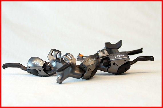 Shimano XTR ST-M966 STI-Hebel (Schalt/bremseinheit)