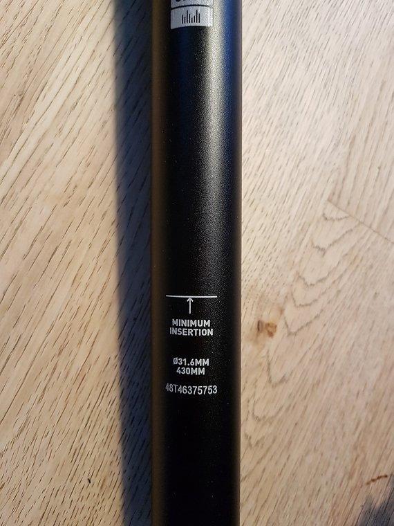 Rock Shox Reverb Stealth 150mm (31,6 / 430mm)