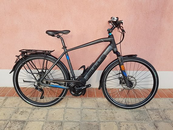 Bulls Lacuba Evo E45 - 650wh e-bike - Brose S-Pedelec - 45 km/h - NEU - 55cm