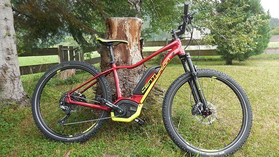 "Centurion Neues Centurion Backfire Fit E R850 27,5"" Gr. 43cm E-Bike"