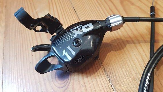 Sram X01 DH 7-fach Trigger NEU!