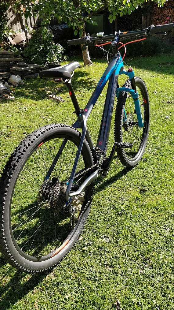 Cube Reaction GTC Hardtail 29''