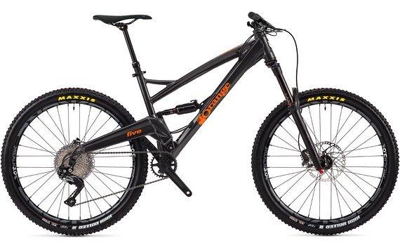 Orange Bikes Five S