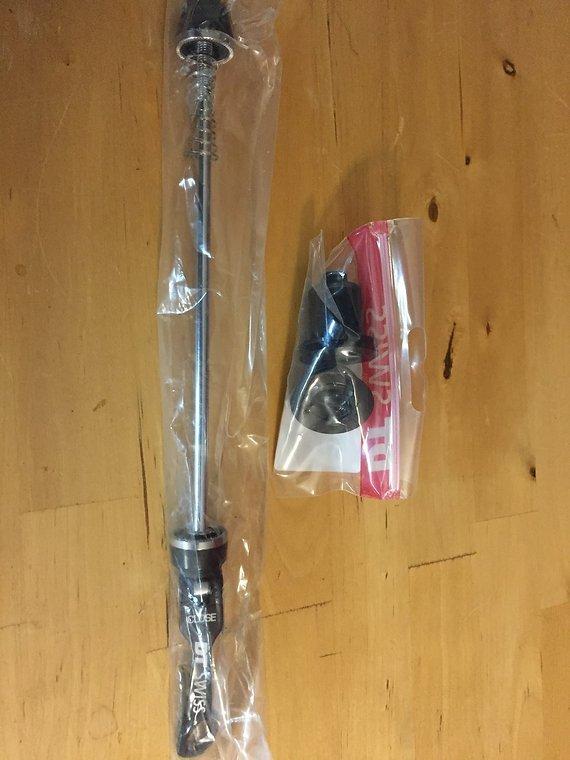 DT Swiss RW Adapt Kit 135/QR 350 DB BL