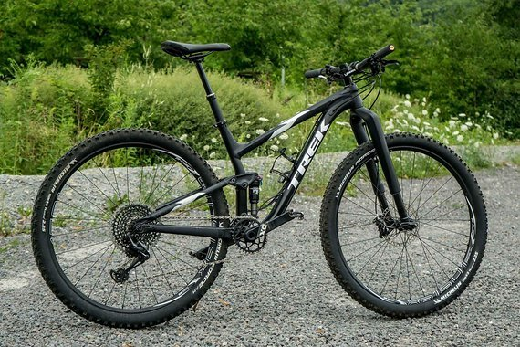 Trek Top Fuel 8 Custom Sram Eagle Rock Shox RS1 11,2 KG