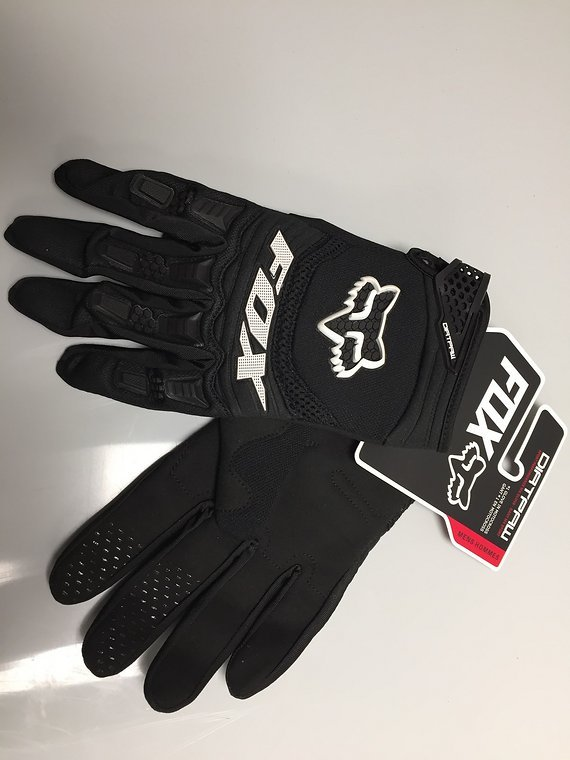 Fox Dirtpaw Handschuhe Gr.L Race Glove Downhill Freeride Dirt Mtb