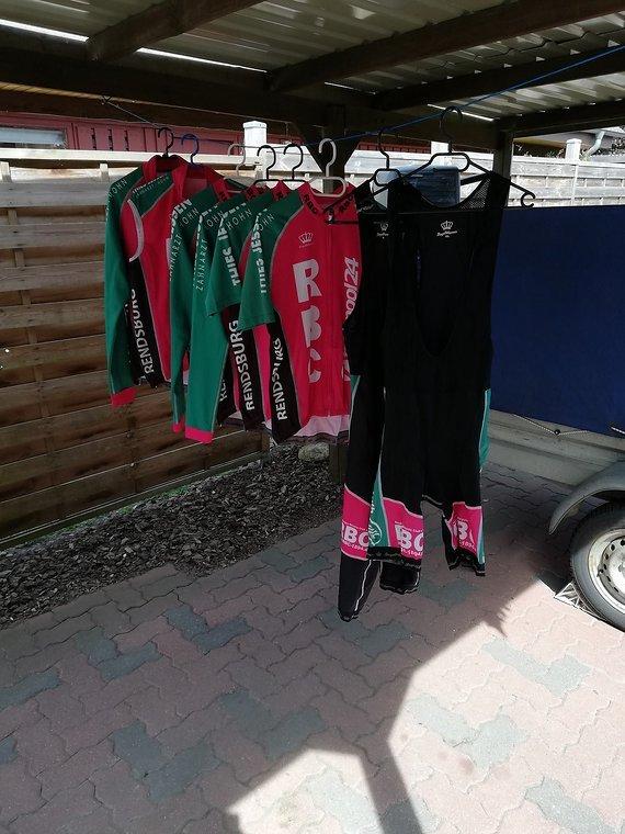 Royalbikeware Vereinsklamotten vom RBC Rendsburg