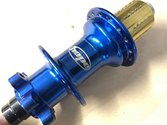 Hope Pro 2 EVO 157mm Einbaubreite